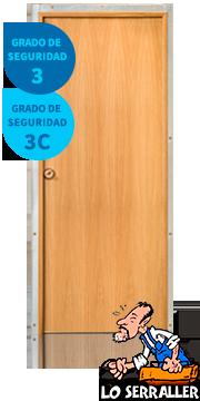 Puerta Seguridad Premium 3C