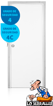 Puertas Seguridad Premium 4C