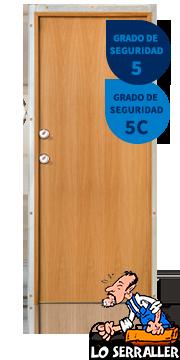 Puertas Seguridad Premium 5C