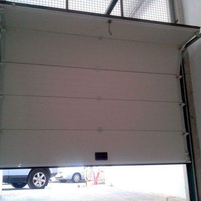 Apertura puerta garaje Lleida